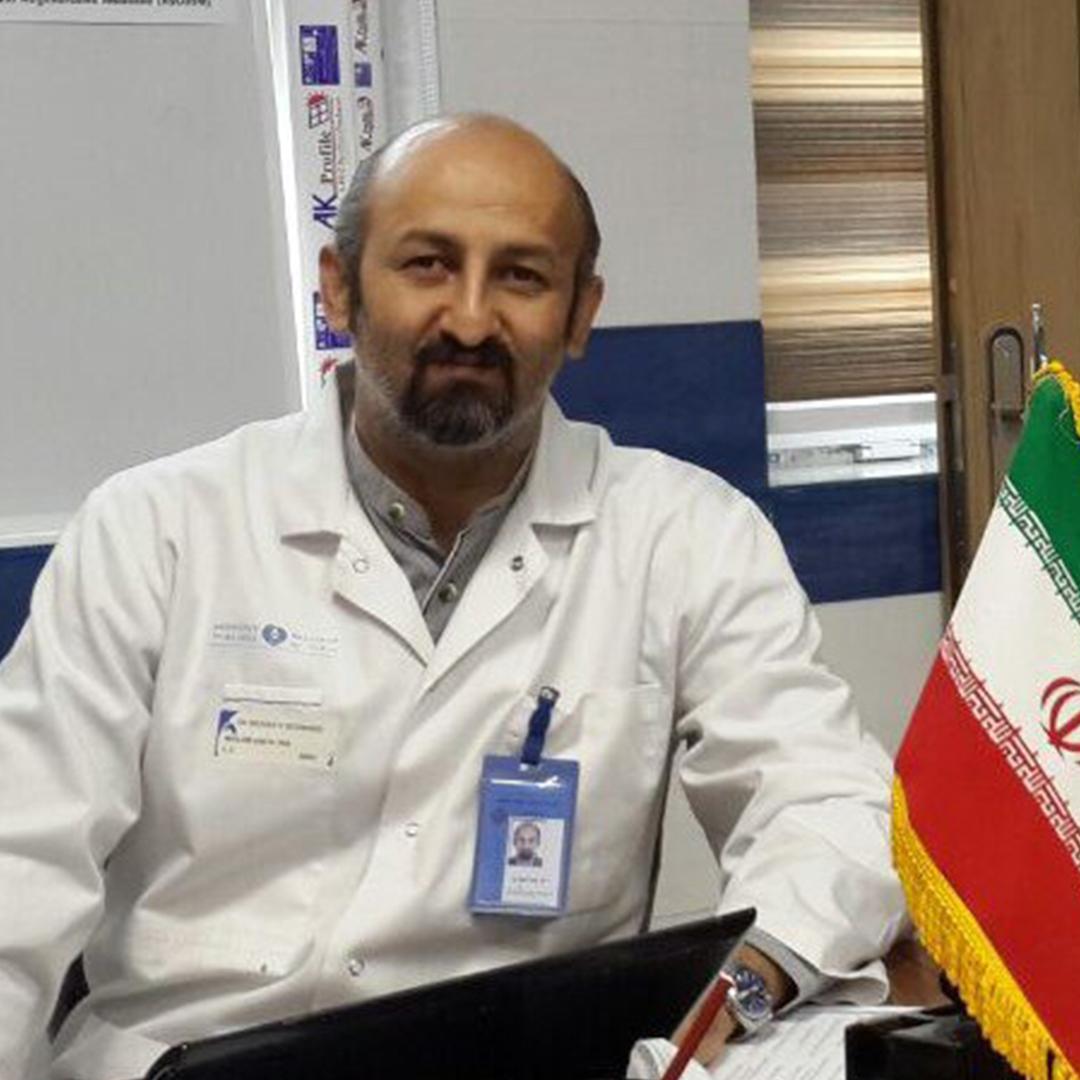 دکتر کیهان ور
